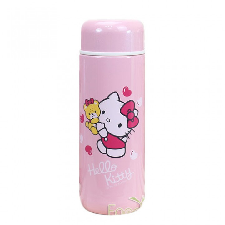 【Hello Kitty】250ml 真空保溫杯 KF-5125NB